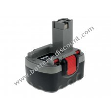 Battery for Bosch drilling nut runner GSR 14,4VE2  3000mAh O-Pack