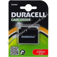 Duracell battery DR9689