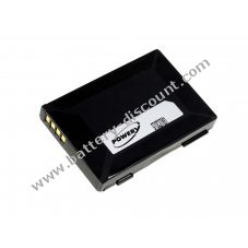 Battery for Mitac Mio A201
