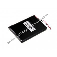 Battery for  Garmin type  361-00035-00