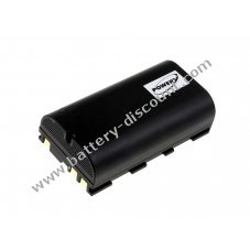 Battery for  Leica GPS900 2200mAh